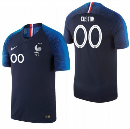 ef6586222e0 France Soccer Jersey For Men