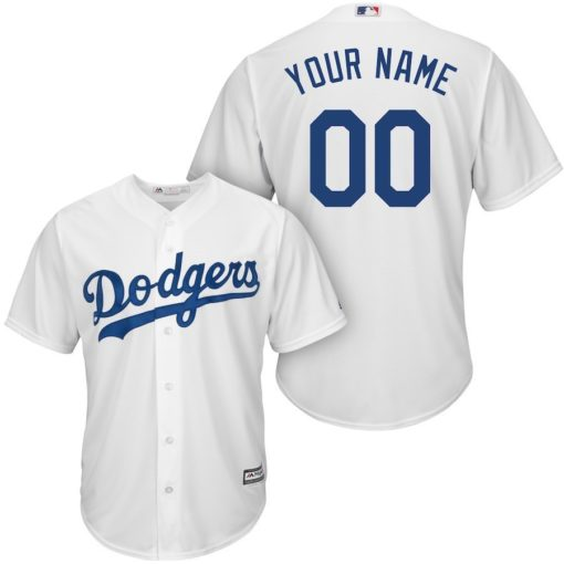 197cb00b612 ️Los Angeles Dodgers MLB Jersey For Men, Women or Youth - Custom Name and  Number | 🚨Refuse You Lose 🚨