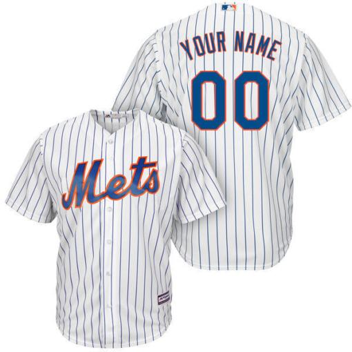de61f33b5 New York Mets MLB Jersey For Men