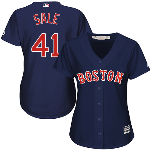 Chris Sale Boston Red Sox MLB Jersey For Men 6e4b047a44