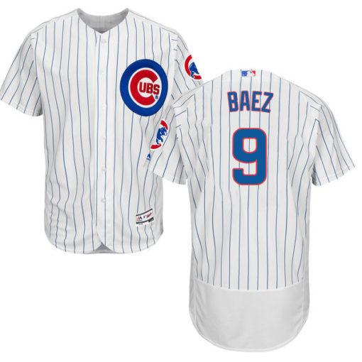 62607e15d Javier Baez Chicago Cubs MLB Jersey For Men