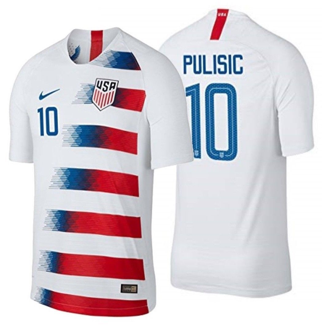 81d1c322f5d ️USA Soccer Jersey For Men, Women, or Youth - Custom Name and ...