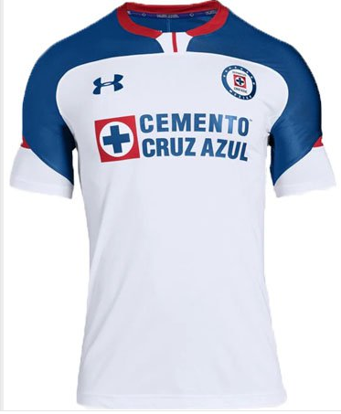 881883563 Cruz Azul Soccer Jersey For Men