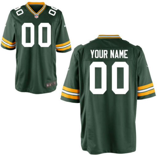 d6da3c81dbc Green Bay Packers NFL Football Jersey For Men