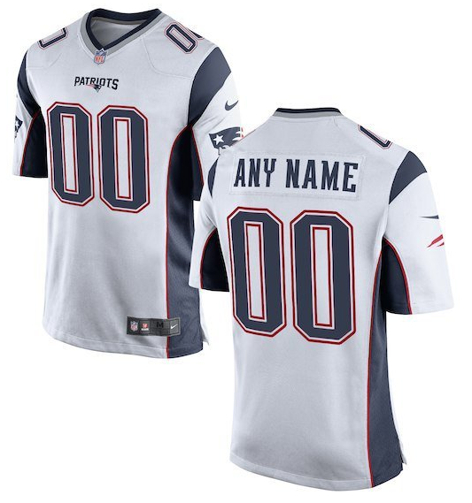 e057aa716 New England Patriots Player and Custom NFL Football Jersey For Men ...