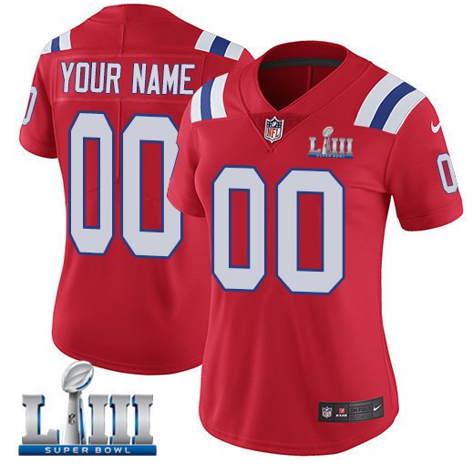 44abab14d1f ️New England Patriots NFL Football Jersey For Men, Women, or Youth (Custom  Name and Number) | 🚨Refuse You Lose 🚨