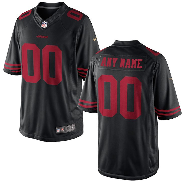b3976532911 ️San Francisco 49ers NFL Football Jersey For Men, Women, or Youth (Custom  Name and Number) | 🚨Refuse You Lose 🚨
