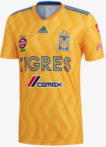 Custom Tigres UANL Football Soccer Jersey For Men 929768bc9