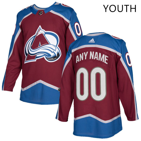 Colorado Avalanche NHL Hockey Jersey For Men, Women, Or