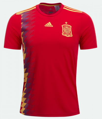 85f5f946716 Spain Soccer Jersey For Men, Women, or Youth - Custom Name and Number -  Refuse You Lose