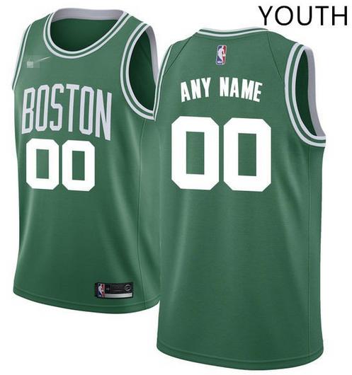 59b8d12f324b Custom Boston Celtics NBA Basketball Jersey For Men