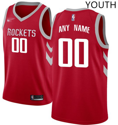 cc1f624f862 ️Custom Houston Rockets NBA Basketball Jersey For Men, Women, or Youth (Any  Name and Number) | 🚨Refuse You Lose 🚨