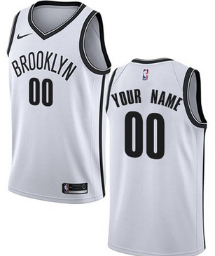 de349576e21 ️Custom Brooklyn Nets NBA Basketball Jersey For Men, Women, or Youth (Any  Name and Number) | 🚨Refuse You Lose 🚨