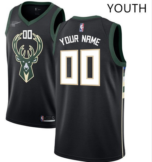 38773ad8d0c ️Custom Milwaukee Bucks NBA Basketball Jersey For Men, Women, or Youth (Any  Name and Number) | 🚨Refuse You Lose 🚨