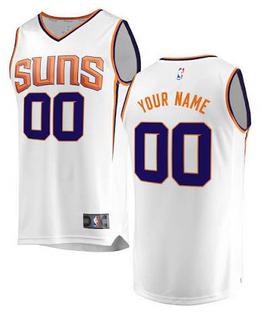e24dc2747 Custom Phoenix Suns NBA Basketball Jersey For Men