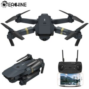 🔥 Easy to Fly 🔥 Foldable Quadcopter Drone with HD Camera Refuse You Lose Type: Helicopter