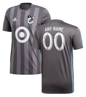 cab18a6c3 Minnesota United FC MLS Soccer Jersey for Men