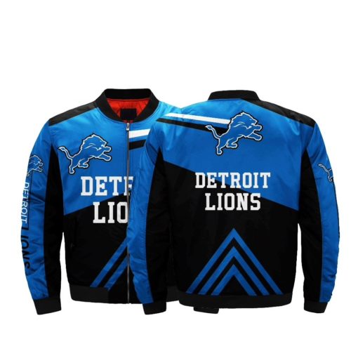 Detroit Lions NFL Limited Edition Jacket For Men