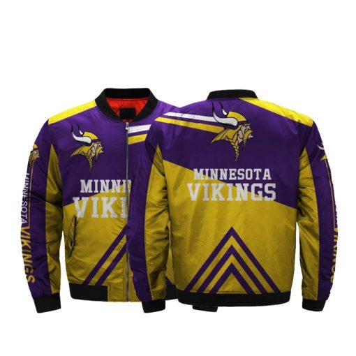 Minnesota Vikings NFL Limited Edition Jacket For Men