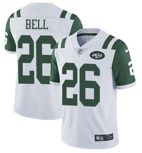 da5de30ea01 Le Veon Bell New York Jets NFL Football Jersey for Men