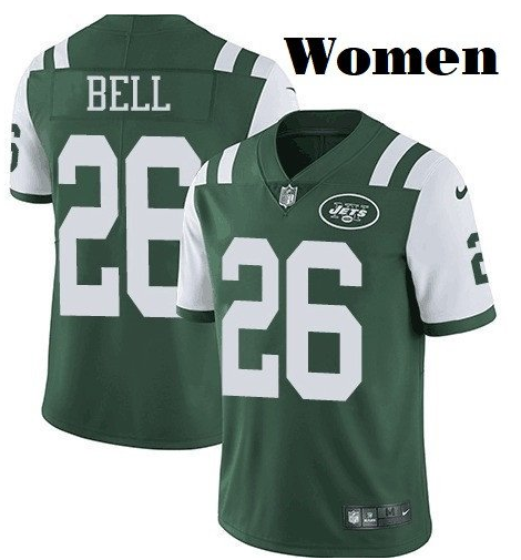 909a1e37995 Le Veon Bell New York Jets NFL Football Jersey for Men