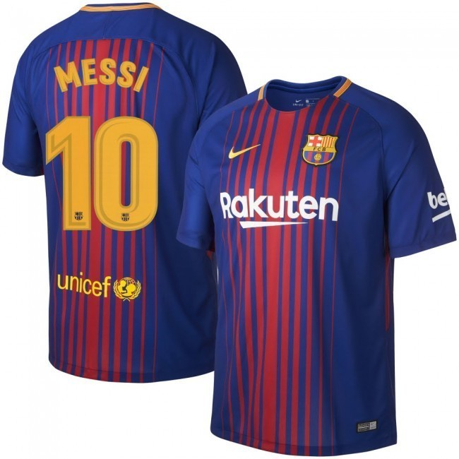 afa2051835c ️Barcelona Soccer Jersey for Men, Women, or Youth - Lionel Messi or ...