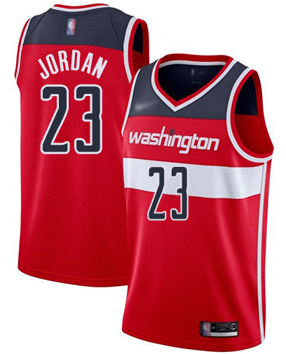 Michael Jordan Chicago Bulls and Washington Wizards NBA Basketball Jersey for Men, Women, or Youth Refuse You Lose color: Black Bulls|Blue Wizards|City Edition Bulls|Navy Wizards|Red Bulls|Red Wizards|White Bulls|White Wizards