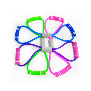 Slimming Rubber Band For Muscle Training Refuse You Lose color: Blue|Pink|Green|Purple