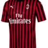 AC Milan Soccer Jersey for Men, Women, or Youth (Any Name and Number) Refuse You Lose color: 120th Anniversary|Away|Third|Home