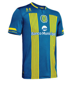 Rosario Central Soccer Jersey for Men, Women, or Youth (Any Name and Number) Refuse You Lose color: 2020-2021 Home|2020-2021 Road