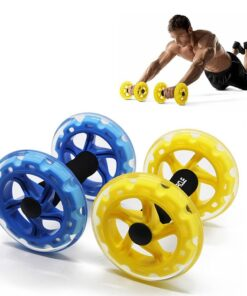 Crossfit Abdominal Exercise Roller Workout At Home Workout Equipment Best Gifts of 2020 Best Gifts For Women in 2020 Best Gifts For Men in 2020 Gifts For Men Gifts For Women Sports & Jerseys Gym and Fitness color: Blue