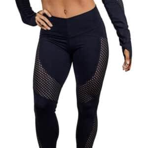 Elastic High Waist Women's Sport Leggings Refuse You Lose size: Small|Medium|Large|XL