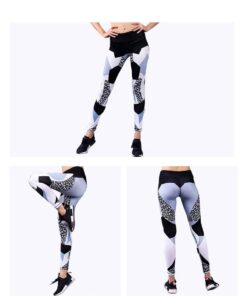 Flexible Anti-Sweat Women's Yoga Leggings Workout At Home Workout at Home For Women 2020 New Deals Best Gifts For Women in 2020 For Women Gifts For Women Sportswear for Women Leggings and Pants For Women color: LS103|LS106|LS107|LS111|LS112|LS114|LS115|LS117