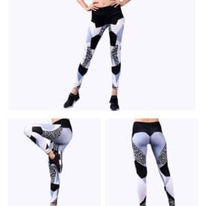 Flexible Anti-Sweat Women's Yoga Leggings Refuse You Lose color: LS103|LS106|LS107|LS111|LS112|LS114|LS115|LS117