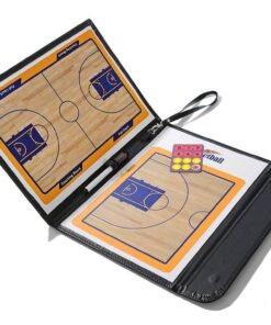 Foldable Magnetic Basketball Coach Boards Best Gifts For Men in 2020 Gifts For Men Sports & Jerseys Basketball Basketball Products Package Includes: 1 x Coach Board