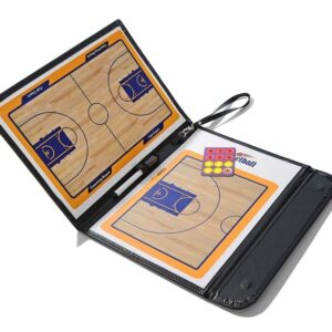 Foldable Magnetic Basketball Coach Boards Refuse You Lose Package Includes: 1 x Coach Board