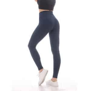 High Elastic Solid Women's Nylon Sports Leggings Refuse You Lose color: Black Camo|deepnavy|Green Camo|Mach blue|Black|Gray|Leopard|Navy Blue|Vintage Grape