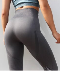 High Waisted Mesh Sports Women's Leggings Workout At Home Workout at Home For Women 2020 New Deals Best Gifts For Women in 2020 For Women Gifts For Women Sportswear for Women Leggings and Pants For Women color: Black|Blue|Red|Gray