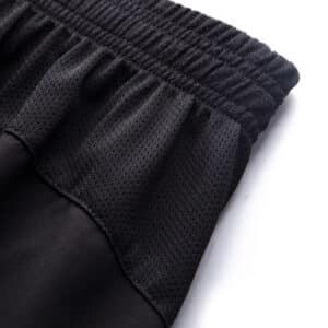 Loose Windproof Sport Men's Shorts Refuse You Lose color: Black