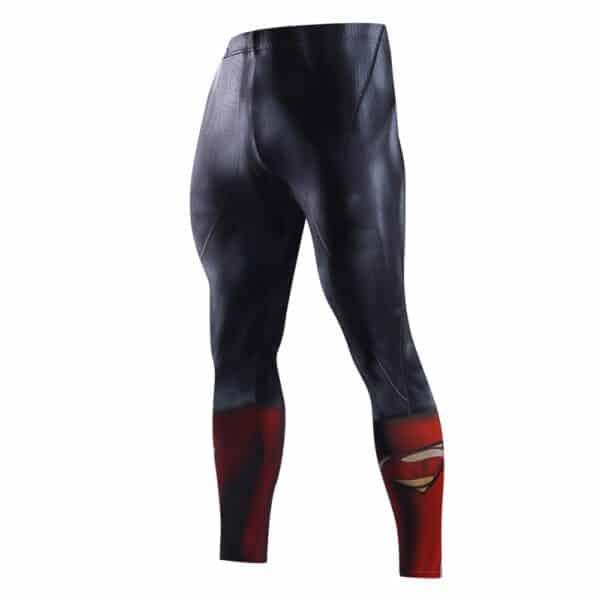 Men's Sports Compression Leggings Refuse You Lose size: Small|Medium|Large|XL|2XL