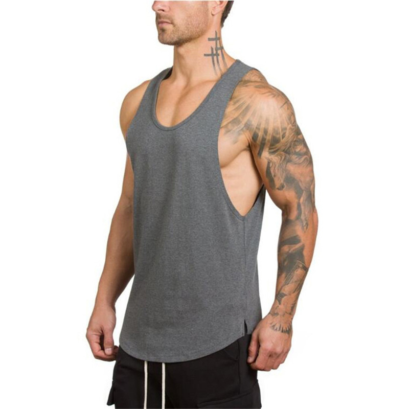 Manly Tank Tops