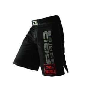 Muay Thai Sports Training Trunks Refuse You Lose color: Black|White