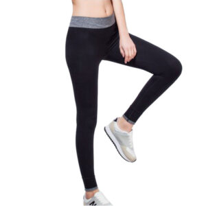 Women's Breathable Elastic Sports Leggings Refuse You Lose color: Black|Grey|Purple|Wine Red