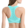 Women's Luxury Sports Bra Refuse You Lose color: Flesh|Black|Pink|White|Green