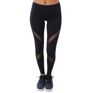 Women's Mesh Leggings Refuse You Lose color: Black|Blue|Gray|Army Green