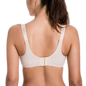 Women's Plus Size Sports Bra Refuse You Lose color: Beige02 Black01 Conch Shell06 Midnight Blue05 Purple07