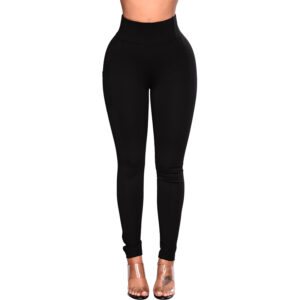 Women's Sexy Lace Up Leggings Refuse You Lose color: LC79920-2|LC79929-2